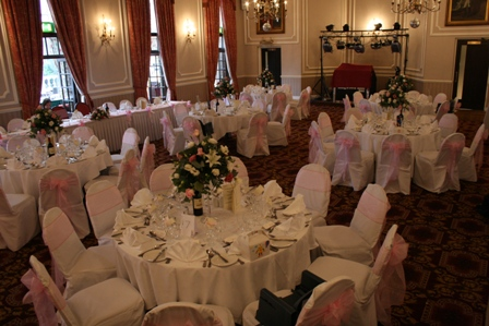 Ringwood Hall chair covers