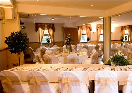 Sitwell Arms Hotel chair covers
