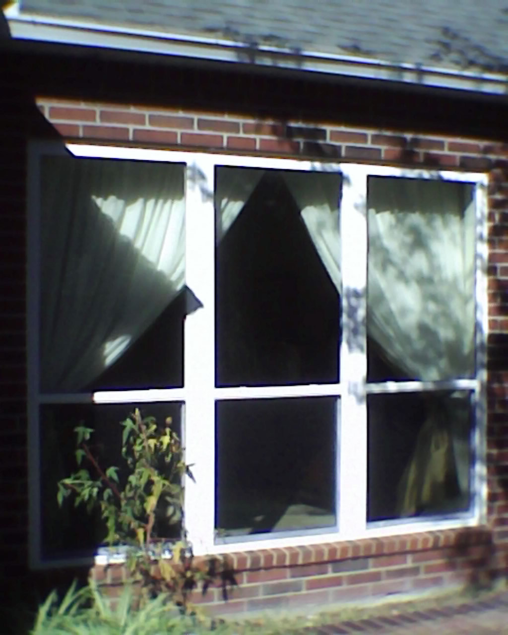 Triple Hung Windows : Triple single hung windows mulled replacement