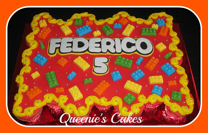 Lego CCC - Queenie's Cakes