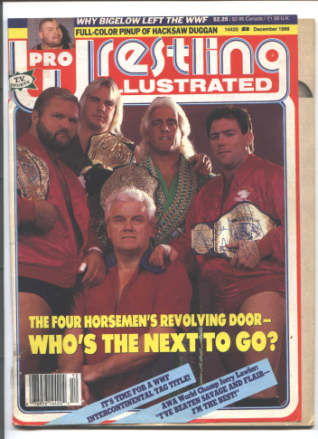 The Legendary Four Horsemen