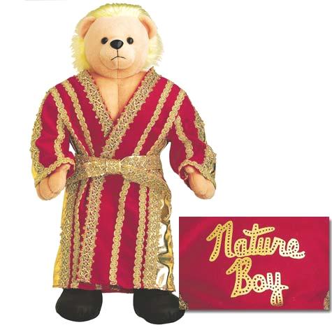 Ric Flair Plush Bear
