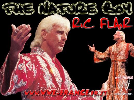 The Nature Boy Ric Flair