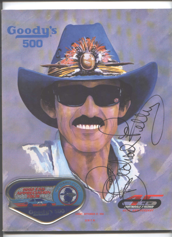 The King of Nascar Richard Petty
