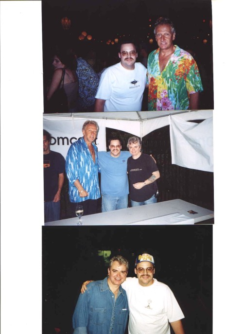 Here i am with the awesome group Air Supply
