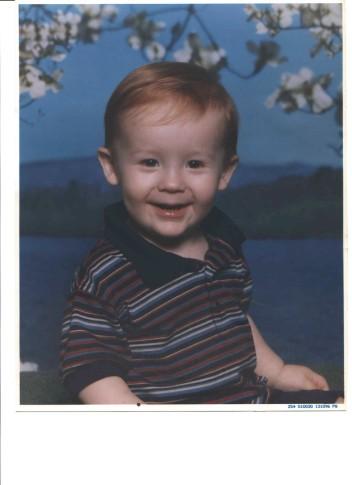 this is my nephew caleb