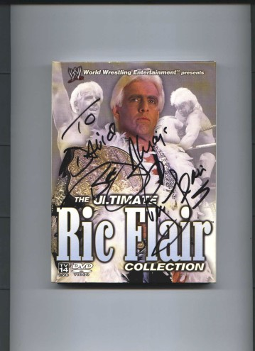 Ric Flair dvd