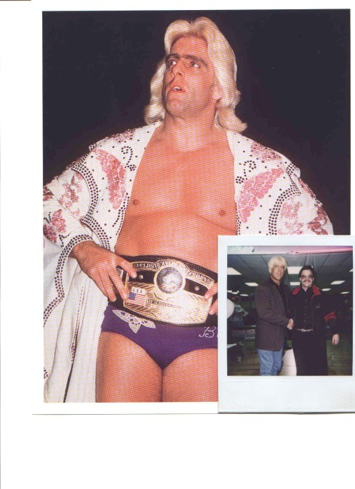 Me With Ric Flair