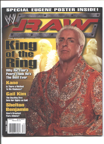 Ric Flair is The King Of The Ring