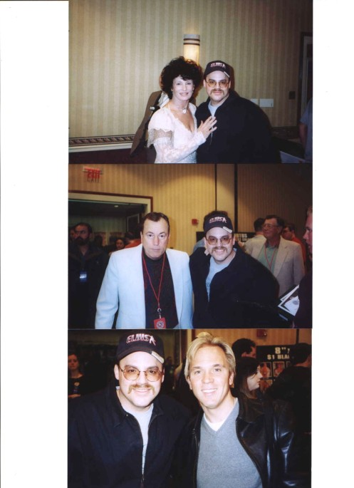 Me with Sherri Martel and Tommy Young and Charles Robinson