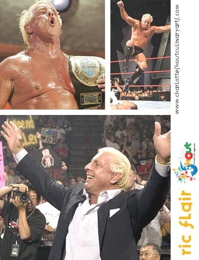 Ric Flair Collage