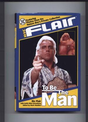 Ric Flair book