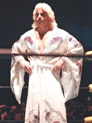Ric Flair from 1986