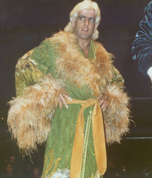 Ric Flair from 1985