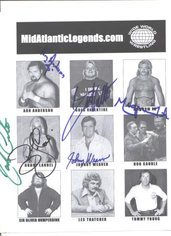 Mid Atlantic Legends