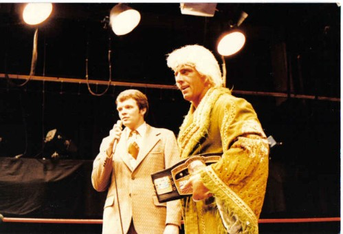 Ric Flair from 1982