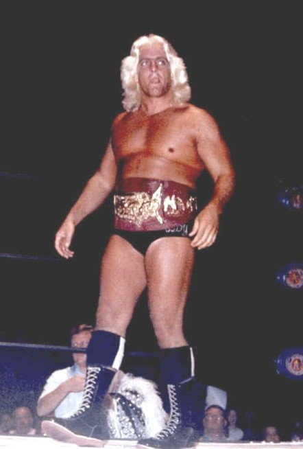 Ric Flair from 1980
