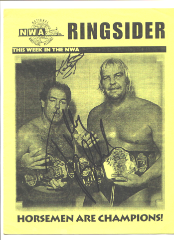 Tully Blanchard and Barry Windham