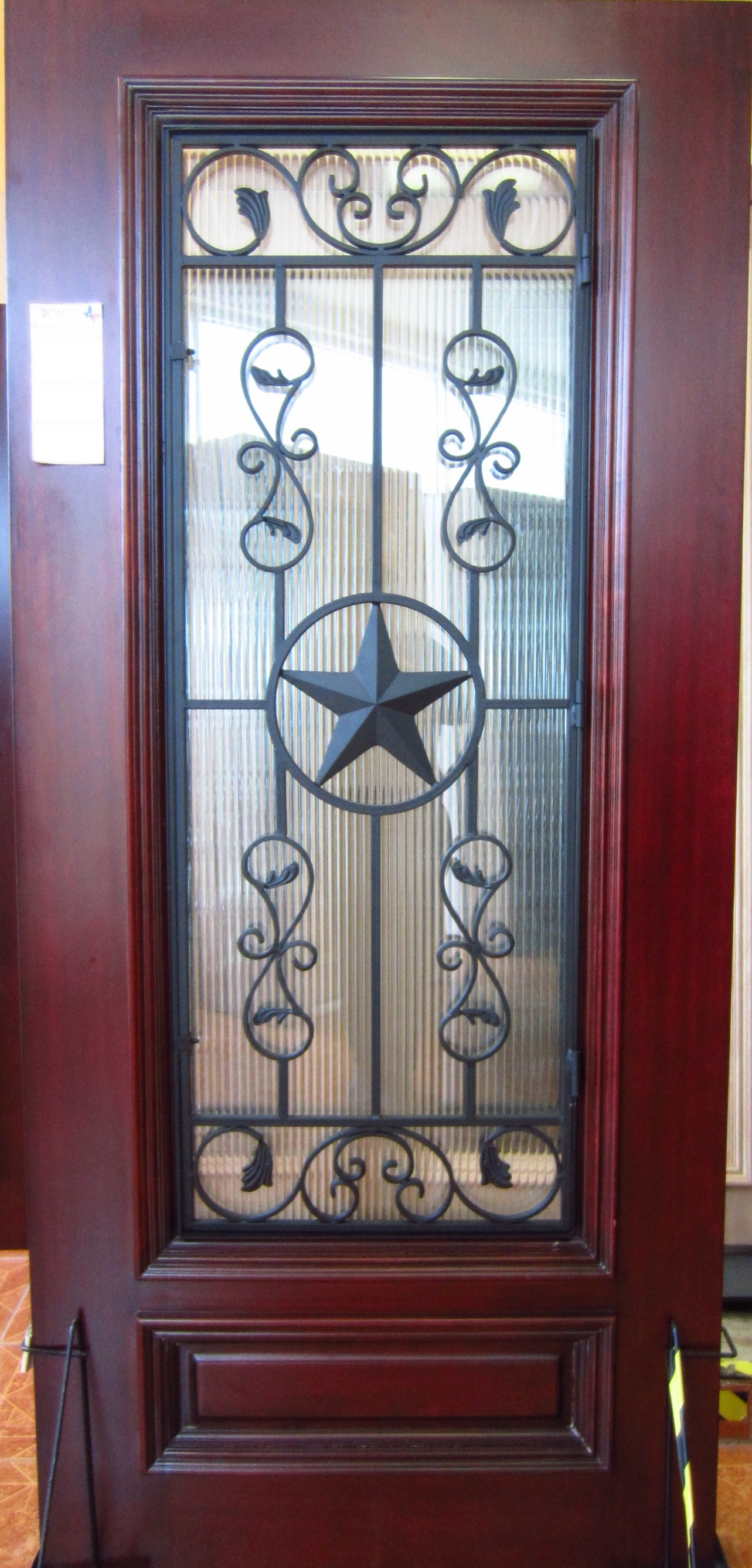 2672 #3F1F23 Doors Houston Doors Front Doors Houston   Doors Wood  image Wooden Doors Houston 45731283