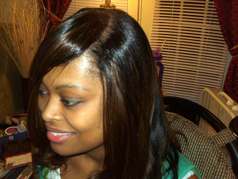 cute hairstyles with hats : Cute Sew Ins Hair Styles Photo 5 Pictures to pin on Pinterest