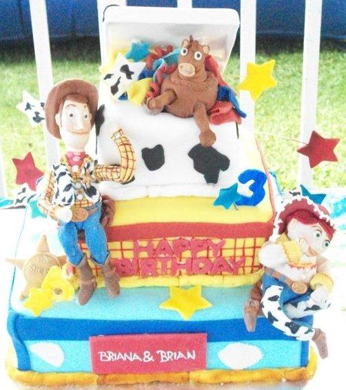 Bizcocho De Toy Story