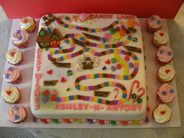 pin candy land theme cakes httpthemecakesbytracicomgallery5birthday