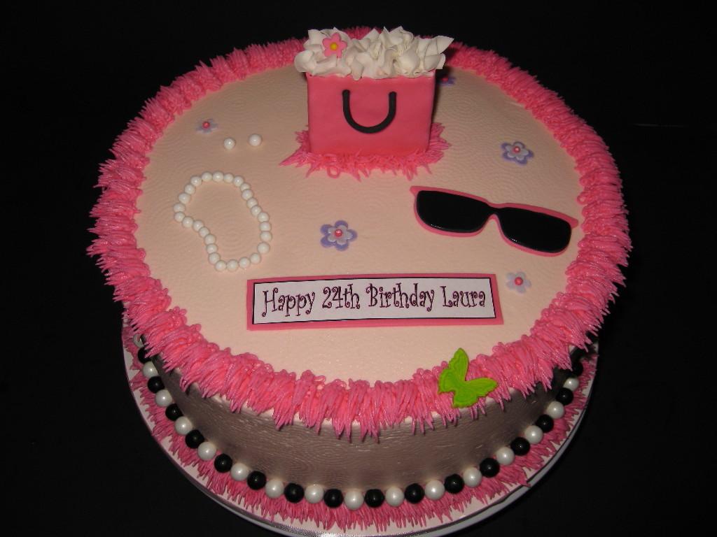 Girly Birthday Cake Images : Girly Birthday Cake
