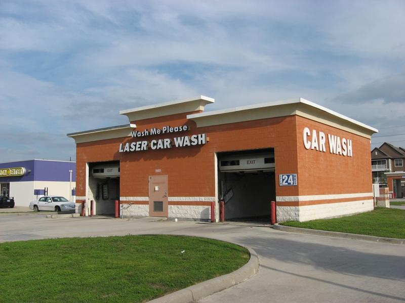 Laser Car Wash Franchise Cost