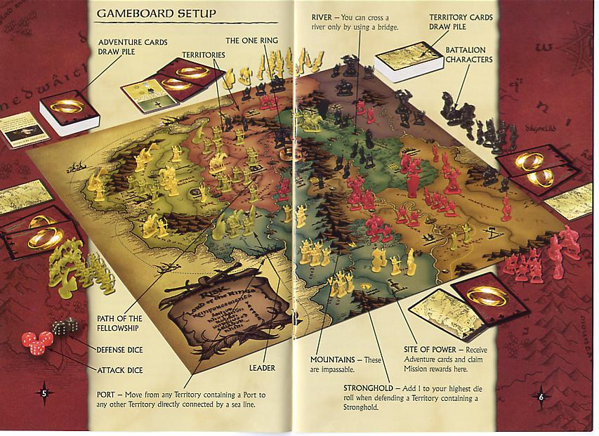 Buy Lord Of The Rings Risk